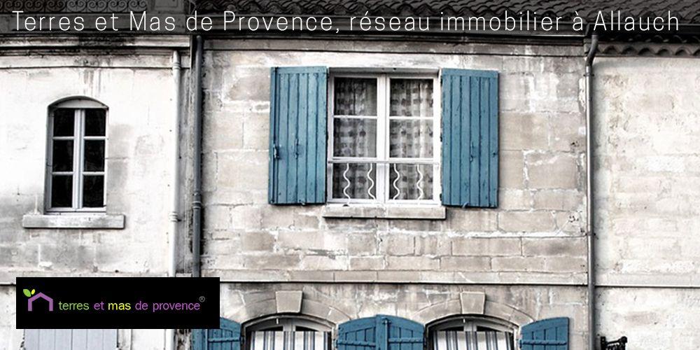 Terres et Mas de Provence, réseau immobilier à Allauch vous propose des maisons de charme