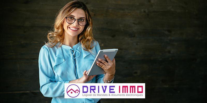 DRIVE IMMO, entrez dans l'ère du digital avec le mandat électronique et la signature numérique