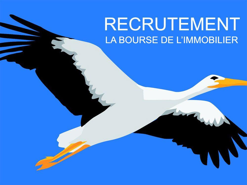 La bourse de l'immobilier recrute responsable agence Bordeaux