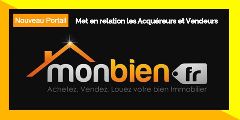 Monbien.fr - le nouveau portail d'annonces qui met en relation les acquéreurs et vendeurs